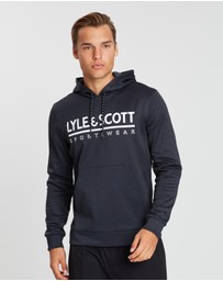 Lyle and Scott - Cheviot Graphic Mid-Layer Hoodie