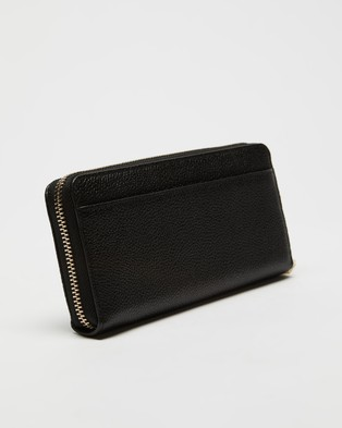 Kate Spade Margaux Slim Continental Wallet - Wallets (Black)