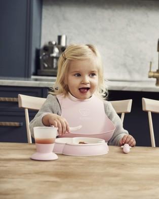 BabyBjorn Baby Dinner Set - Home (Pink)