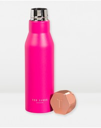 Ted Baker - Water Bottle with Hexagonal Lid
