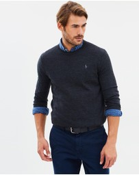Polo Ralph Lauren - Slim Washable Merino Sweater