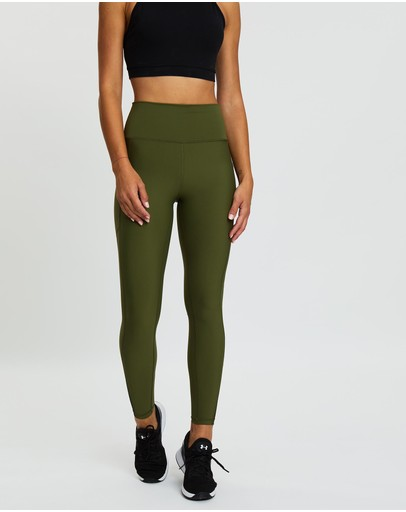 Virus Nlw05 Utility High-rise Compression Leggings Green