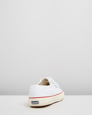 Superga 2490   Tumbled Leather   Men's - Sneakers (White)