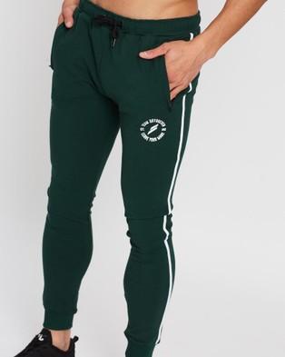 Doyoueven Elite Pants - Track Pants (Forest Green)