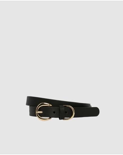 Loop Leather Co Bella Vista Black