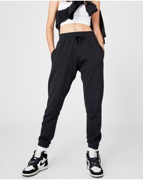 Cotton On Body Active - Lifestyle Gym Trackpants