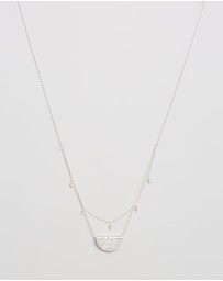 By Charlotte - ICONIC EXCLUSIVE - Lotus Harmony Necklace