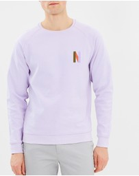 Norse Projects - Ketel Multi N Logo Jumper