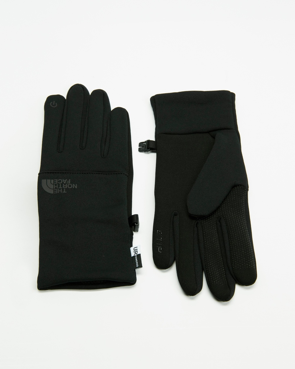 The North Face Etip™ Recycled Gloves Outdoor Black