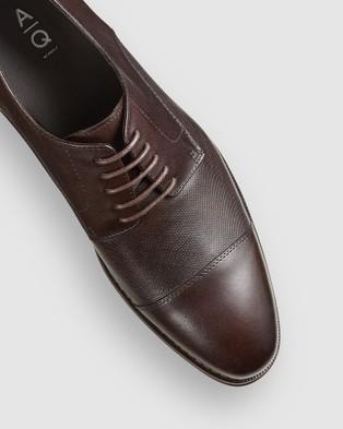 AQ by Aquila Falls Dress Shoes - Dress Shoes (Brown)
