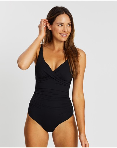 Sea Level Australia - Cross Front Multifit One-Piece