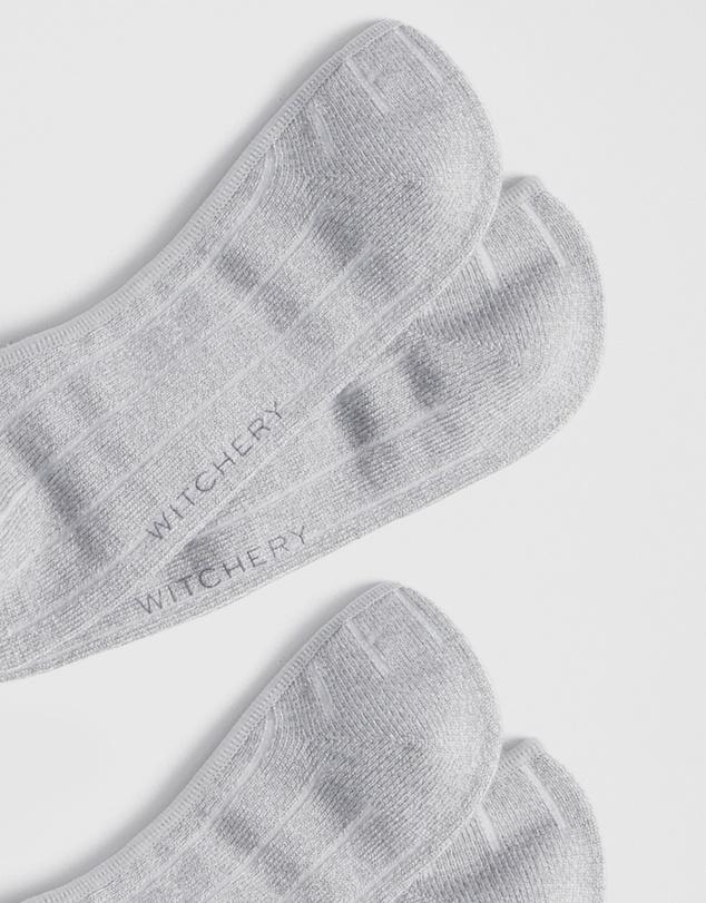 Women Bamboo Loafer Socks