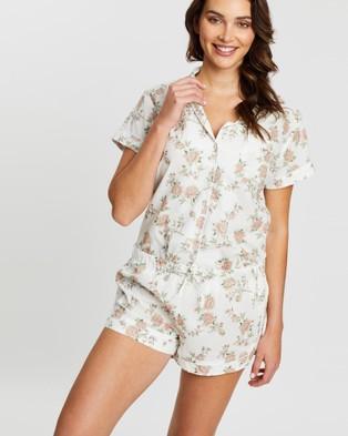 Homebodii Marianne Floral Pyjama Set - Two-piece sets (Floral)