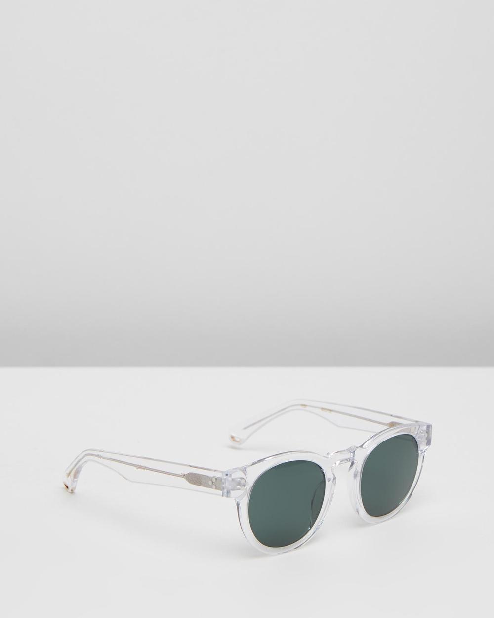 Pacifico Optical Lola Sunglasses White