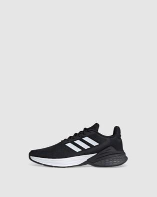 adidas Performance - Response SR Shoes Sneakers (Black)