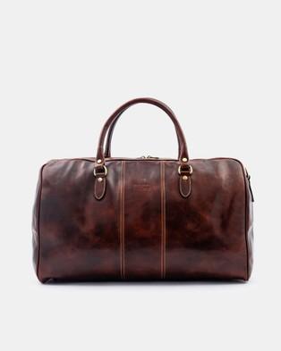 Republic of Florence Albertis - Duffle Bags (Brown)