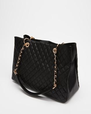 Nina Armando Nikki - Handbags (Napa Preto)