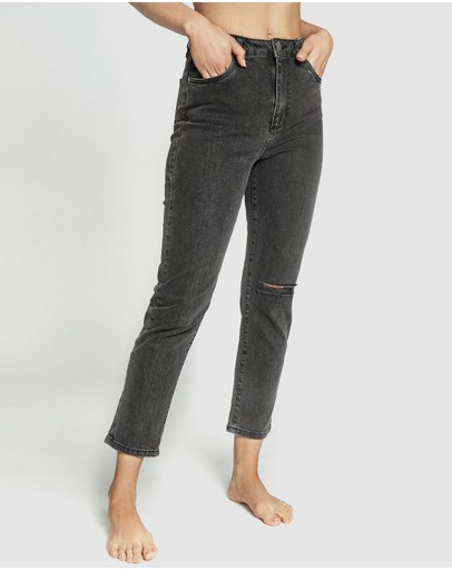 Cotton On - High-Rise 90s Stretch Jeans