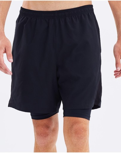2XU - MCS Football Compression 1/2 Shorts