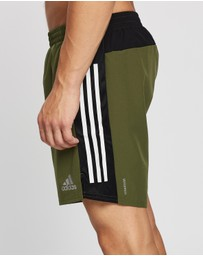 adidas Performance - Own The Run 3-Stripes Shorts
