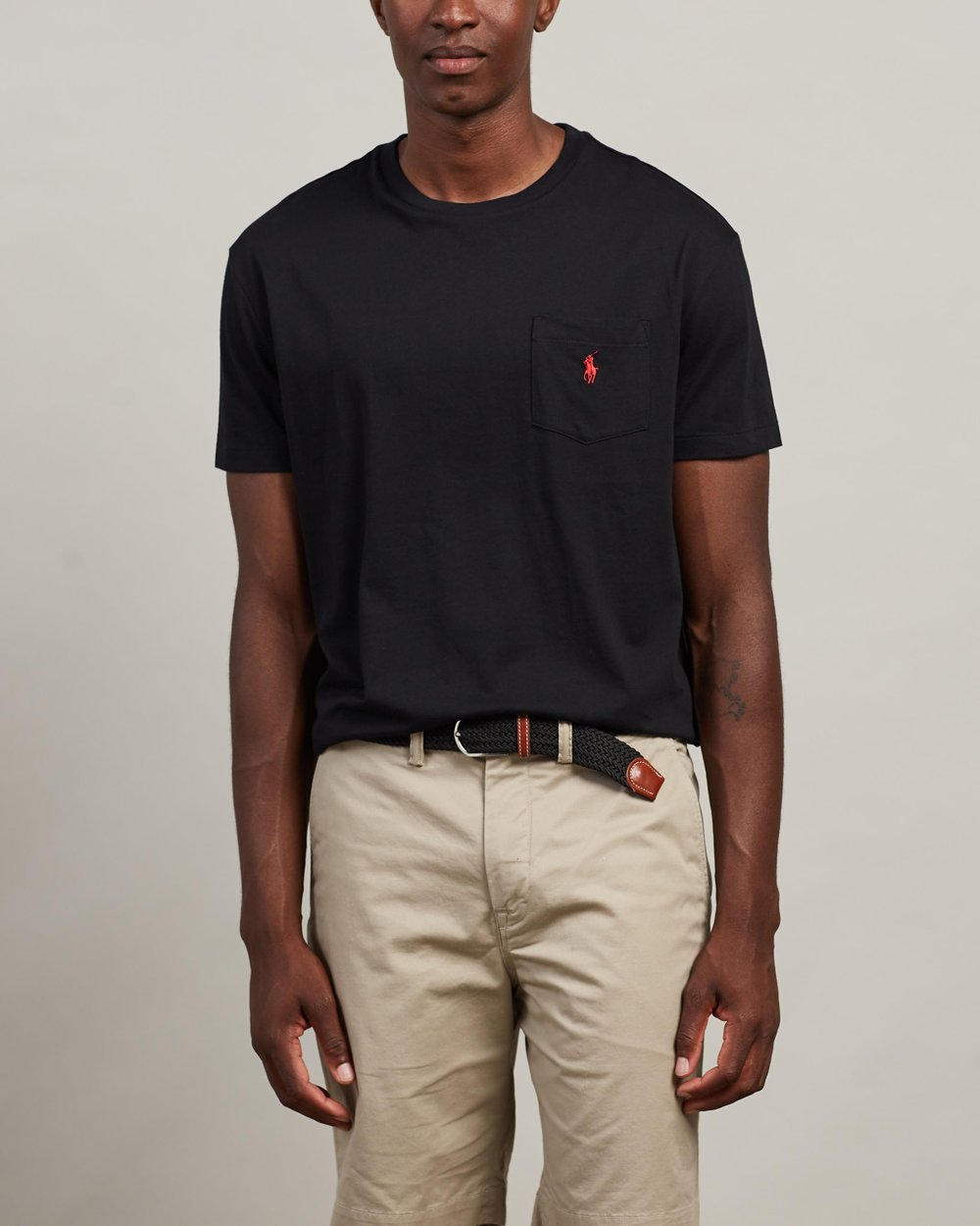 f934855f0 Classic Fit Crew Neck Tee by Polo Ralph Lauren Online | THE ICONIC |  Australia