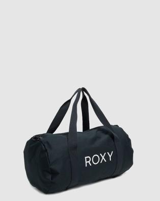 Roxy Womens Vitamin Sea Medium Shoulder Bag Bags Anthracite