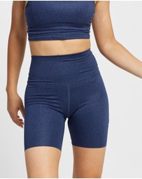 Nimble Activewear - Laser Hem Bike Shorts