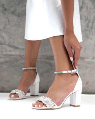 Harlo Adele - Sandals (White)