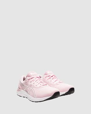 ASICS Gel Excite 8 Grade School - Lifestyle Shoes (Pink Salt)