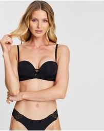 Cotton On Body - Sophia Lace Strapless Push-Up 2 Bra