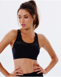 Running Bare - Status Quo Action Back Crop Top