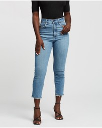 Nobody Denim Petite - Petite Frankie Ankle Stretch Jeans
