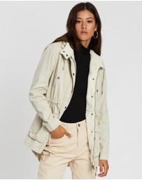 All About Eve - Eddy Parka Jacket