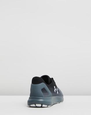 Under Armour UA Remix 2.0   Men's - Performance Shoes (Black, Pitch Grey & Mod Grey)