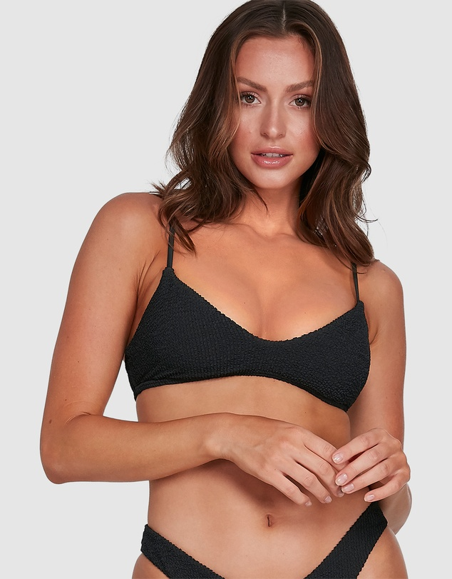 Billabong - Summer High V Neck Bralette Bikini Top
