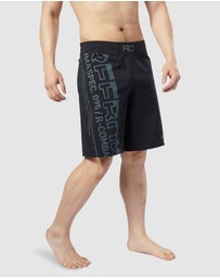 Reebok Performance - Combat MMA Shorts