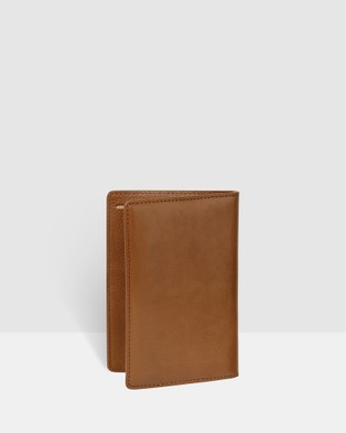 The Horse Travel Organiser - Wallets (Brown)