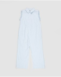 Feather Drum - Dillon Jumpsuit - Teens