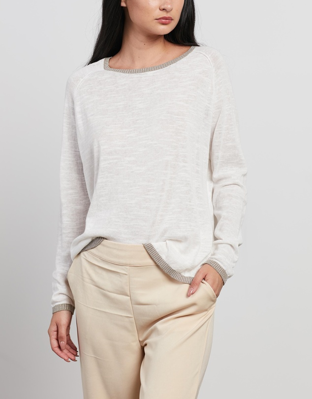 Coster Copenhagen - Linen Sweater