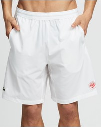 Lacoste - Novak Roland Garros On Court Shorts