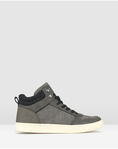 Betts - Jed High Top Lifestyle Sneakers