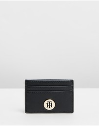 Tommy Hilfiger - Classic Saffiano CC Holder