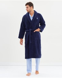 Polo Ralph Lauren - Cotton Terry Robe