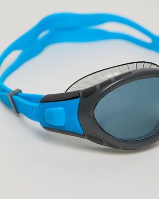 Speedo Futura BioFuse FlexiSeal Goggles   Unisex - Goggles (Black & Blue)