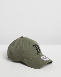 New Era - 9Twenty Cloth Strap Red Sox Cap