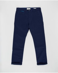 Scotch Shrunk - Slim Fit Chinos - Teens