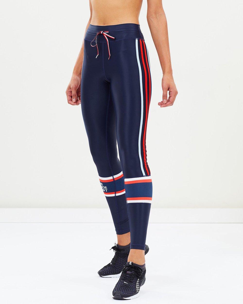 cf84f989fb9a99 Makeba Yoga Pants by The Upside Online | THE ICONIC | Australia