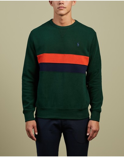 Polo Ralph Lauren - ICONIC EXCLUSIVES - Long Sleeve Knit Sweatshirt