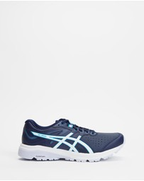 ASICS - GT-1000 Leather (D Wide) - Women's