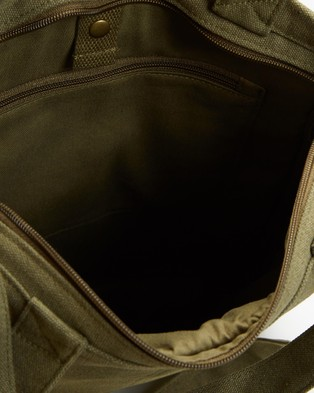 Rhythm Commute Tote Bag - Bags (Olive)